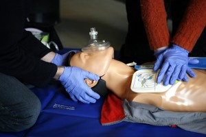 First Aid and CPR Re-Cert training in Saskatoon
